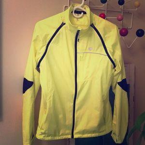 Pearl Izumi  yellow jacket (or vest) women's